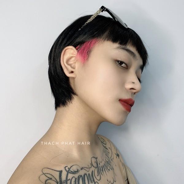 Tóc tém hợp khuôn mặt nào? 10 địa chỉ cắt tóc tém đẹp nhất - Ảnh: 24
