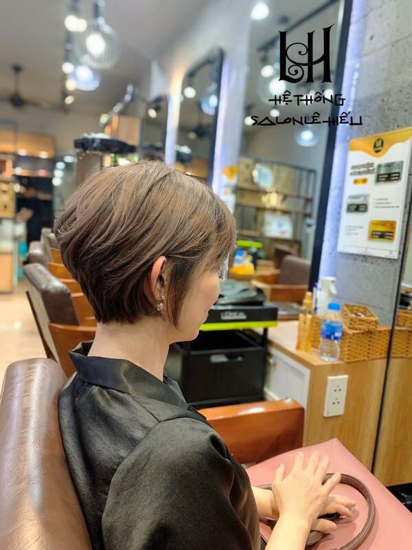 Tóc tém hợp khuôn mặt nào? 10 địa chỉ cắt tóc tém đẹp nhất - Ảnh: 26
