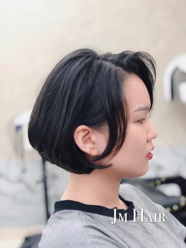 Tóc tém hợp khuôn mặt nào? 10 địa chỉ cắt tóc tém đẹp nhất - Ảnh: 27