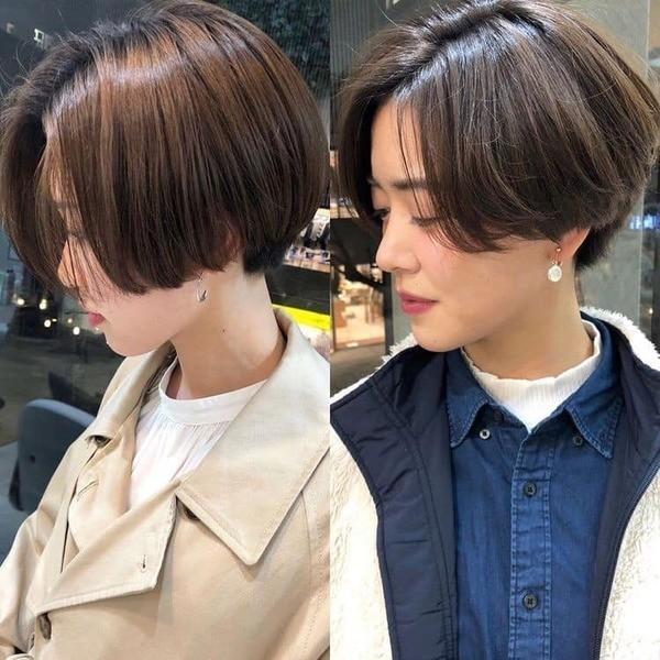 Tóc tém hợp khuôn mặt nào? 10 địa chỉ cắt tóc tém đẹp nhất - Ảnh: 32