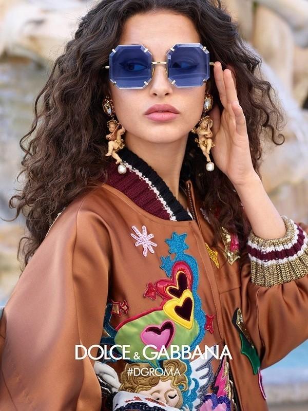 Giới thiệu kính mắt thời trang thương hiệu Dolce & Gabbana - Ảnh 10