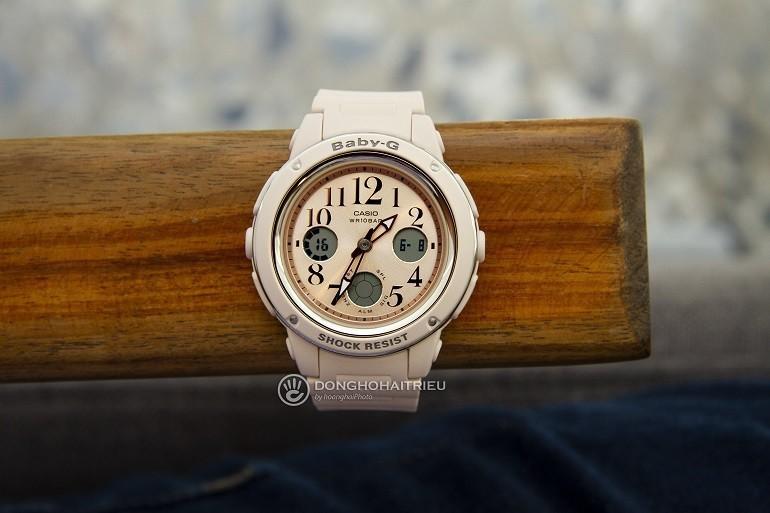 Đồng hồ đeo tay nữ Nhật Bản CASIO BGA-150CP-4BDR - Ảnh 4