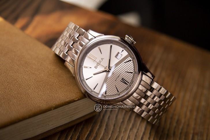 5 lý do nên sở hữu ngay đồng hồ Doxa 624.10.022.10 trên tay - Ảnh: 2