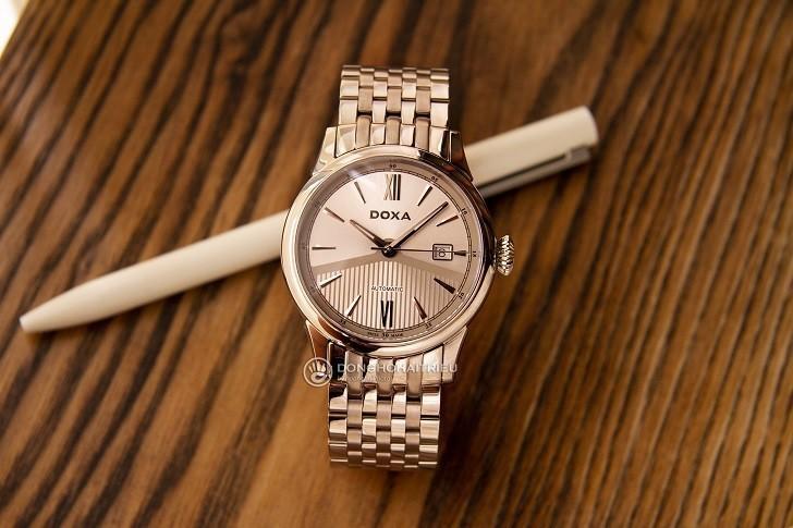5 lý do nên sở hữu ngay đồng hồ Doxa 624.10.022.10 trên tay - Ảnh: 1