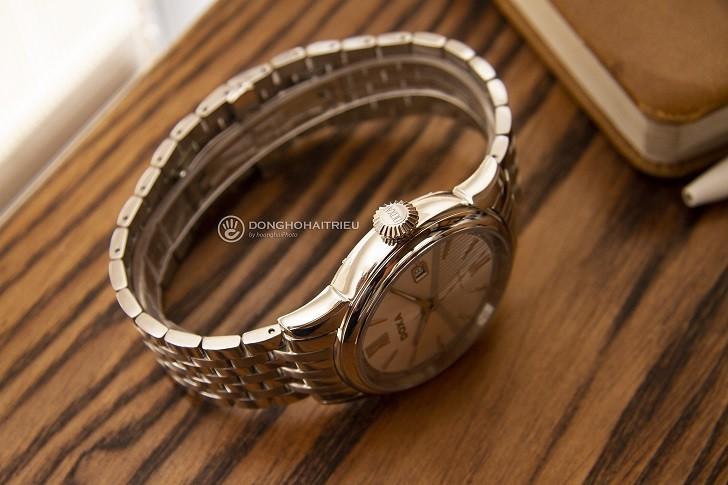 5 lý do nên sở hữu ngay đồng hồ Doxa 624.10.022.10 trên tay - Ảnh: 3
