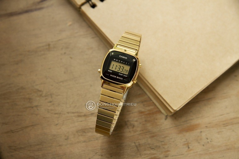 CASIO LA670WGAD-1DF-3