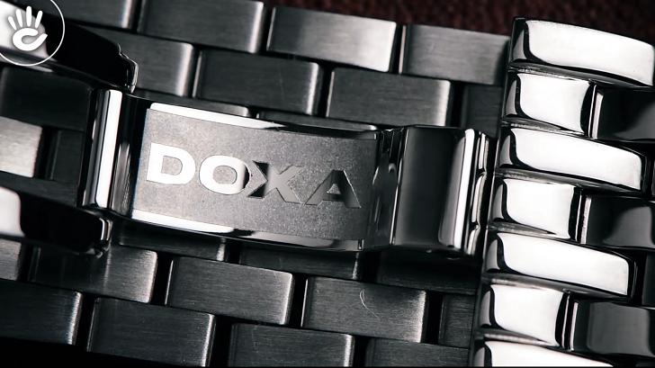 Đánh giá đồng hồ nam Doxa D155SWH kính sapphire, máy Thụy Sỹ - Ảnh 4