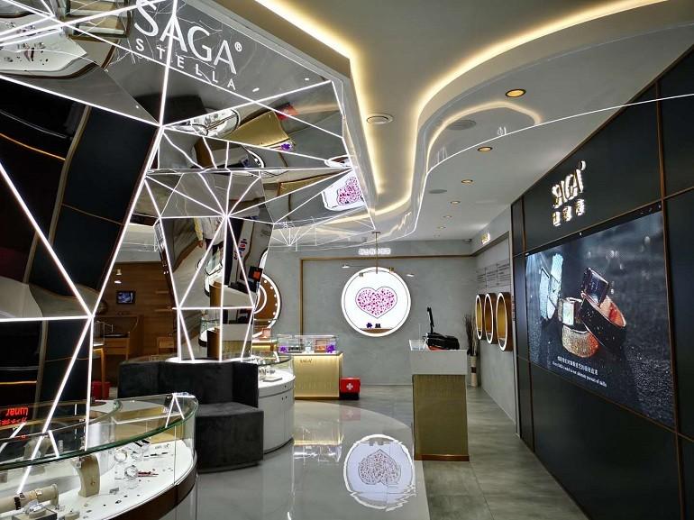Saga đã chiếm lĩnh một vị trí không nhỏ trong lòng khách hàng - Ảnh 10