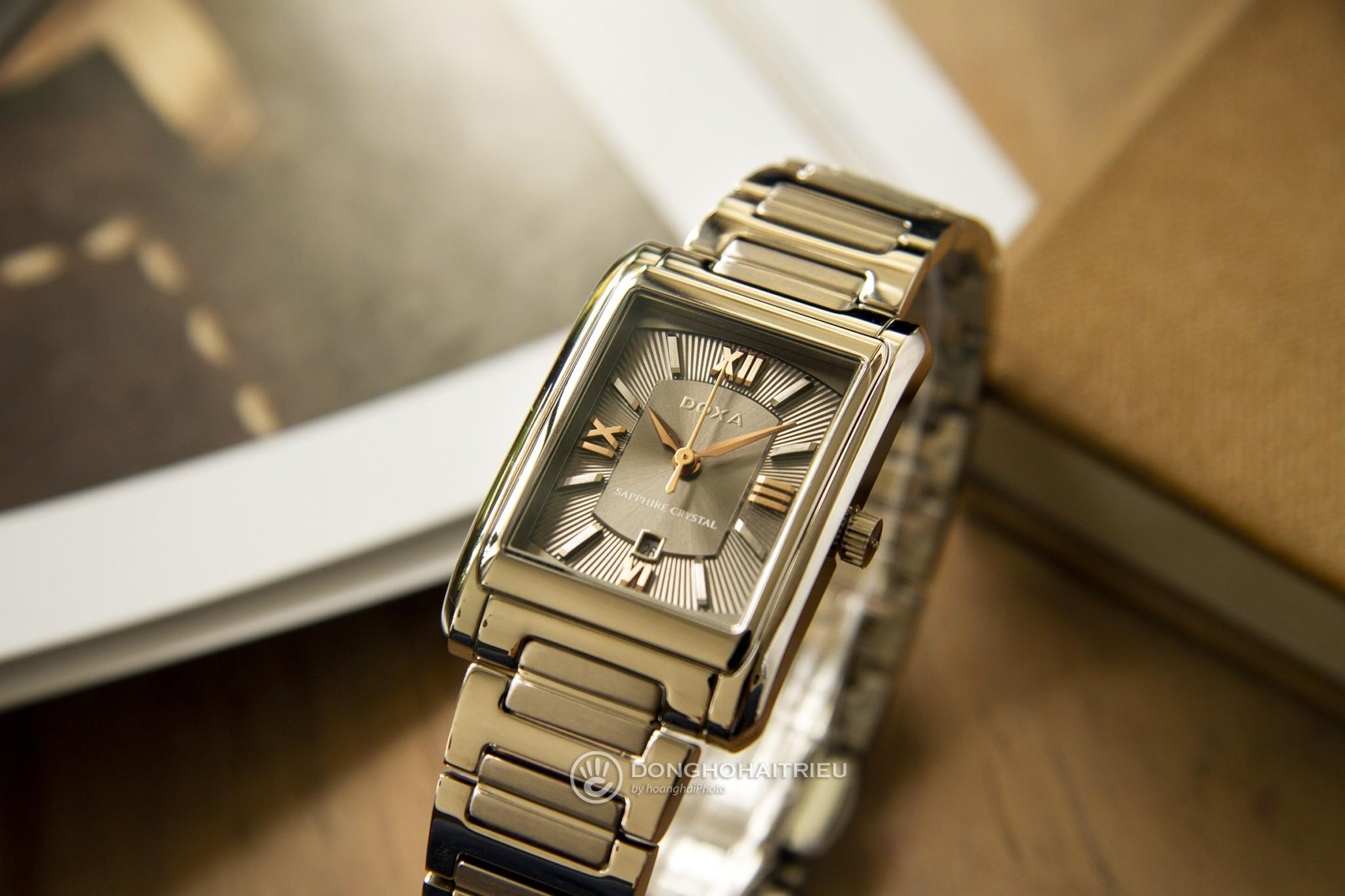 Khám phá đồng hồ Doxa D194SSV và 5 điểm cộng đắt giá nhất - Ảnh 2