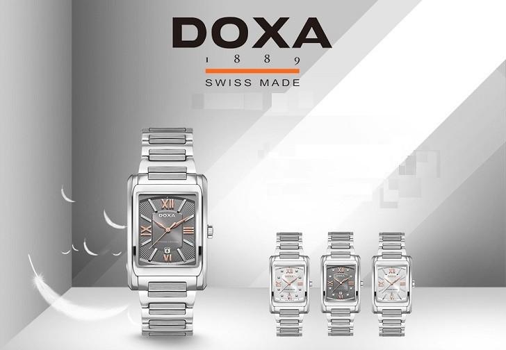 Khám phá đồng hồ Doxa D194SSV và 5 điểm cộng đắt giá nhất - Ảnh 4