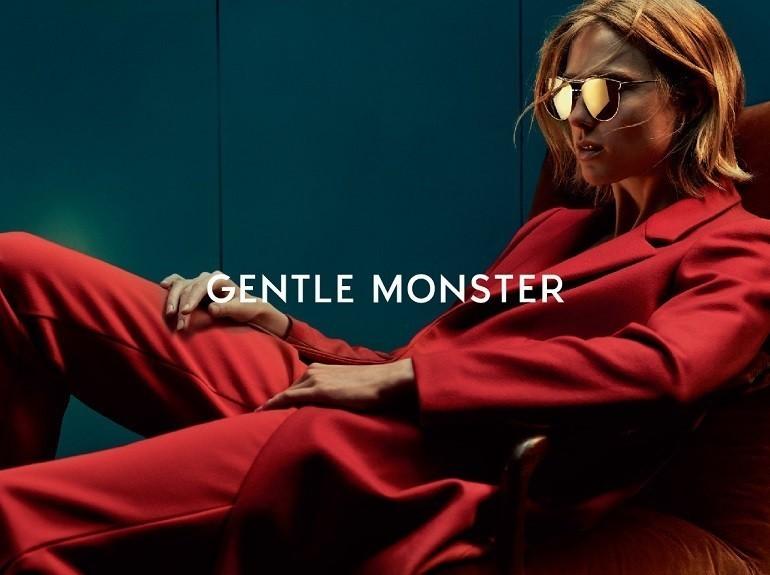 Mắt kính Gentle Monster chính hãng - Ảnh 14