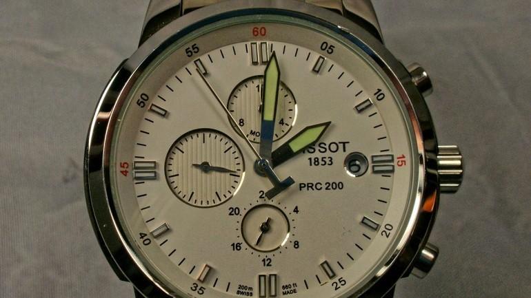 """Cảnh báo đồng hồ Tissot 1853 Trung Quốc, hàng """"pha ke"""" 100% - Ảnh: 2"""