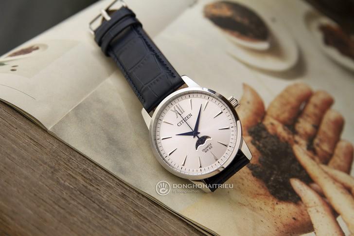 Đồng hồ Citizen AK5000-03A: Ấn tượng với ô lịch trăng sao - Ảnh 5