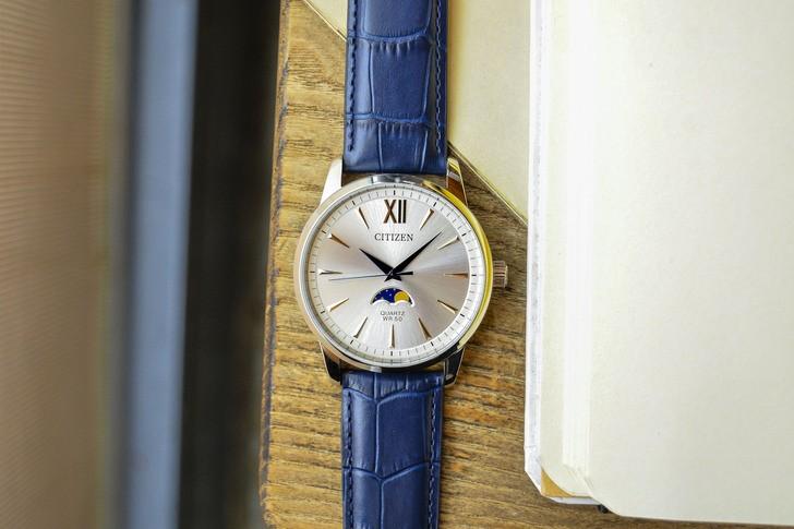 Đồng hồ Citizen AK5000-03A: Ấn tượng với ô lịch trăng sao - Ảnh 6