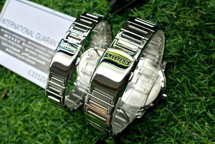 Đồng hồ Citizen BE9180-52A: Vẻ đẹp từ màu trắng trang nhã - Ảnh 4