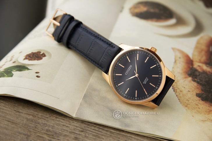 Đồng hồ Citizen BH5003-00L: Vẻ đẹp đầy bí ẩn và quyến rũ - Ảnh 1