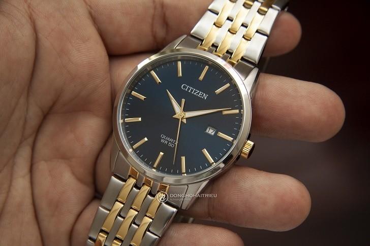 Bật mí 5 lý do bán chạy của đồng hồ nam Citizen BI5006-81L - Ảnh 1