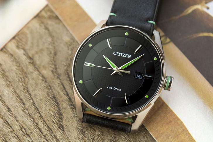 Đồng hồ Citizen BM6981-13E năng lượng ánh sáng độc quyền - Ảnh 2
