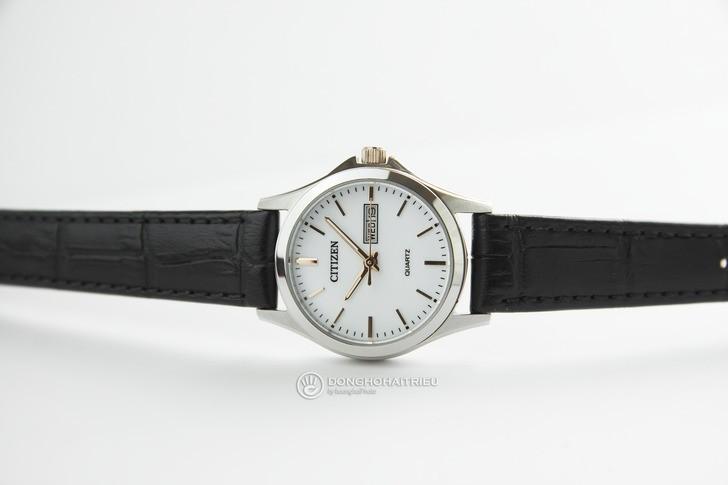 Đồng hồ Citizen EQ0599-11A 100% máy Nhật, siêu mỏng 7mm - Ảnh 1