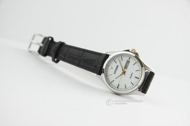 Đồng hồ Citizen EQ0599-11A 100% máy Nhật, siêu mỏng 7mm - Ảnh 2