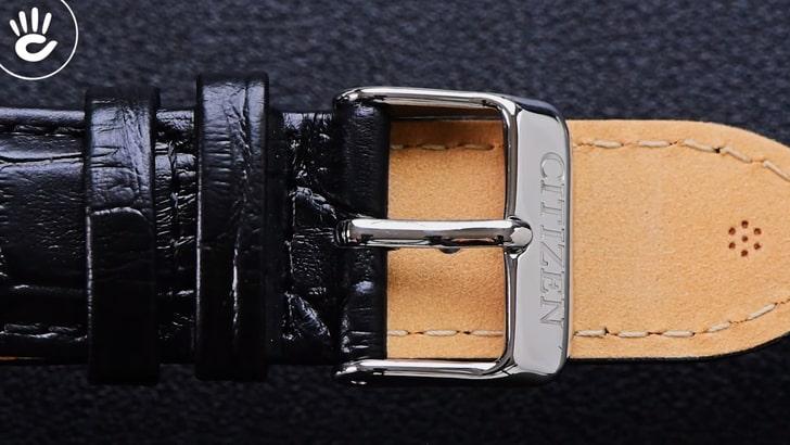 Đồng hồ Citizen EQ0599-11A 100% máy Nhật, siêu mỏng 7mm - Ảnh 5