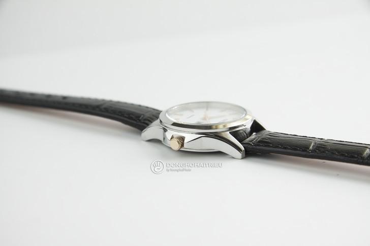 Đồng hồ Citizen EQ0599-11A 100% máy Nhật, siêu mỏng 7mm - Ảnh 6