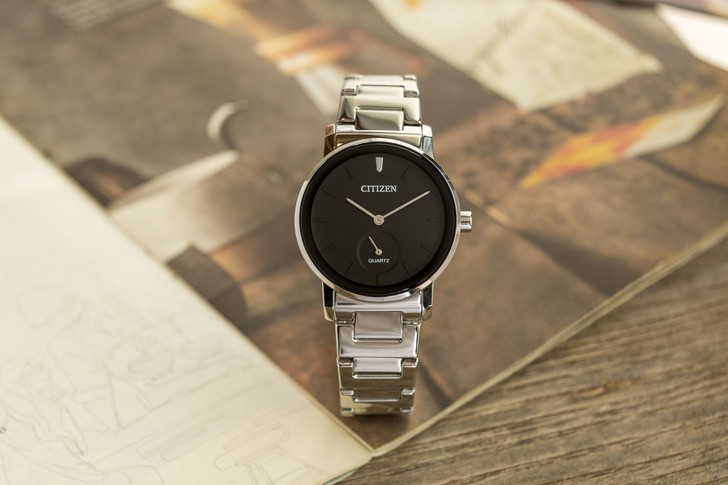 Đồng hồ Citizen EQ9060-53E giá rẻ và thay pin miễn phí - Ảnh 1