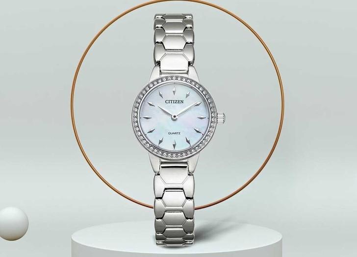 Đồng hồ Citizen EZ7010-56D giá rẻ, được thay pin miễn phí - Ảnh 7