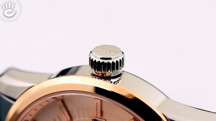 Đồng hồ Doxa D188RIY, máy cơ Thụy Sỹ, chống nước 10ATM - Ảnh: 4