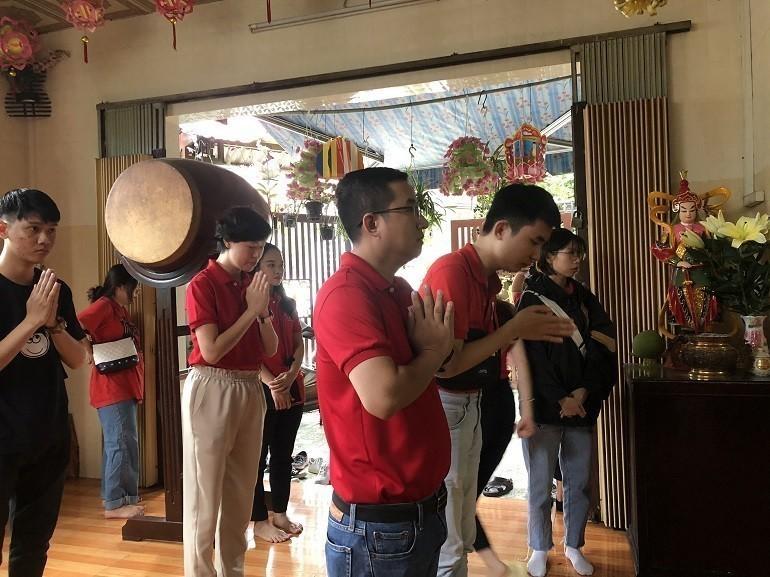 Đồng Hồ Hải Triều thường xuyên tham gia các hoạt động xã hội - Ảnh 3