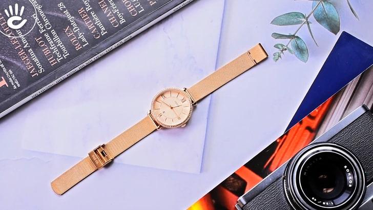 Đồng hồ Fossil ES4628 giá rẻ, thay pin miễn phí trọn đời - Ảnh 1