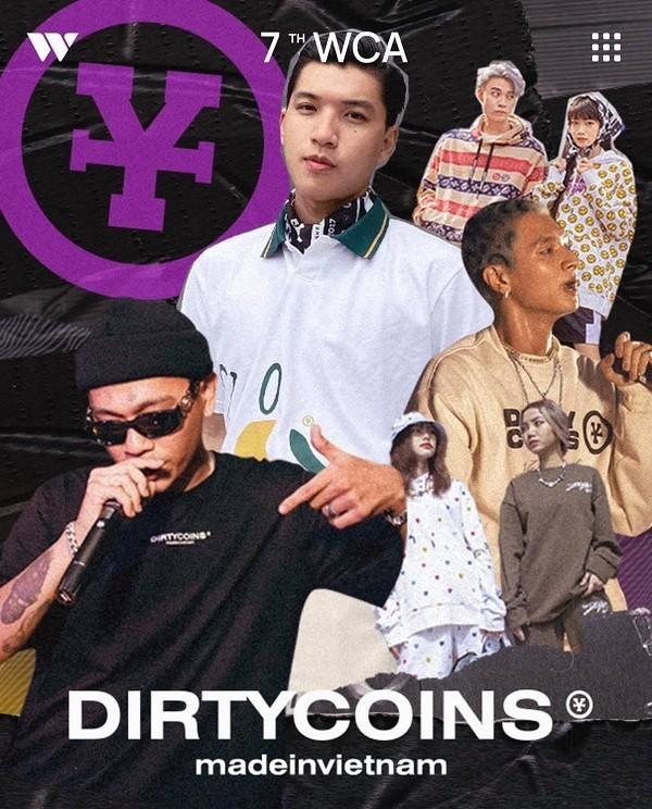 Giải mã sức hút Dirty Coins trong BXH Local Brand Việt Nam - Ảnh: 1