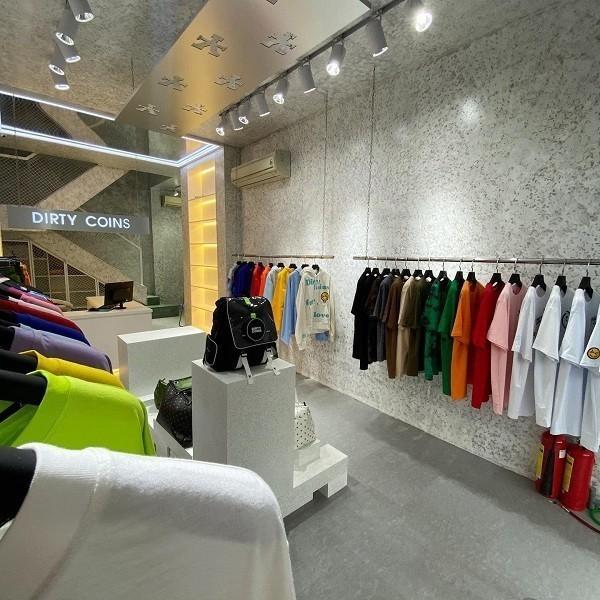 Hệ thống cửa hàng của Dirty Coins Shop - Ảnh: 34