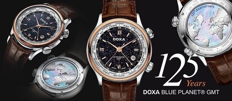 Giới thiệu Doxa Grandemetre, tuyệt tác đồng hồ phiên bản giới hạn - Ảnh: 3