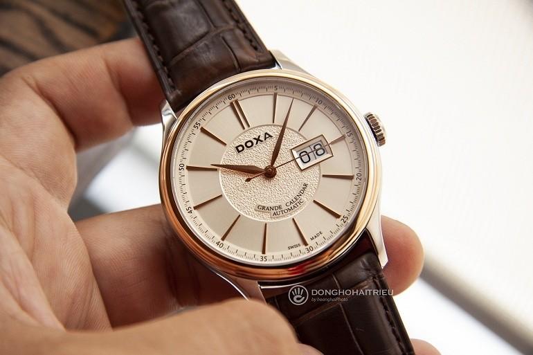 Giới thiệu Doxa Grandemetre, tuyệt tác đồng hồ phiên bản giới hạn - Ảnh: 4