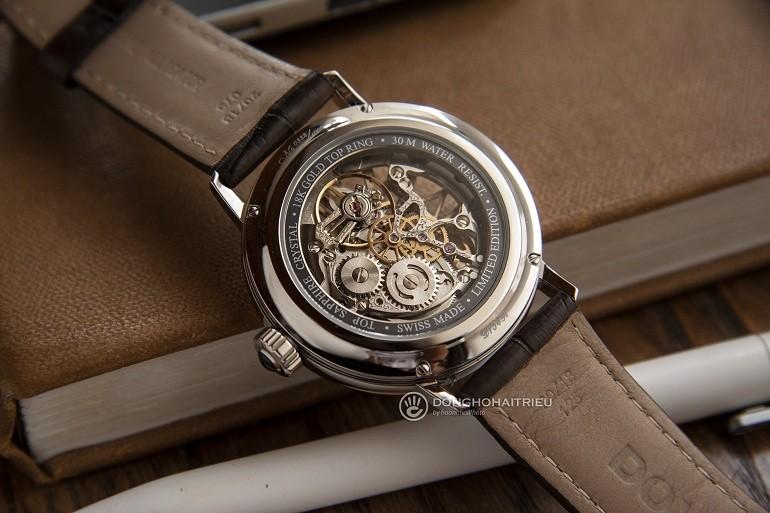 Giới thiệu Doxa Grandemetre, tuyệt tác đồng hồ phiên bản giới hạn - Ảnh: 5