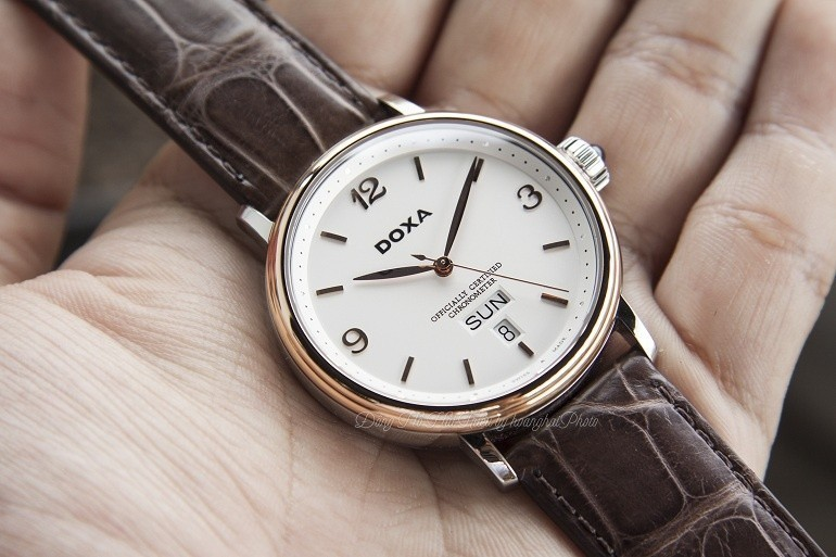 Giới thiệu Doxa Grandemetre, tuyệt tác đồng hồ phiên bản giới hạn - Ảnh: 6
