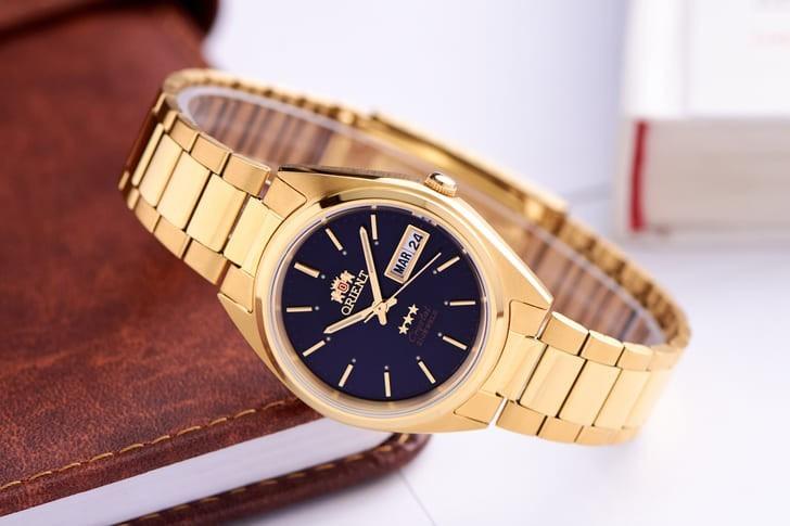 Đồng hồ Orient FAB00004D9 máy cơ Nhật, trữ cót đến 40 giờ - Ảnh 3