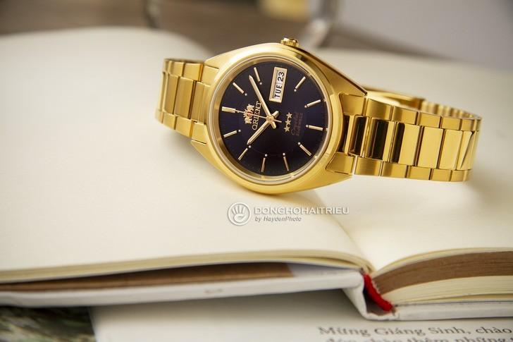 Đồng hồ Orient FAB00004D9 máy cơ Nhật, trữ cót đến 40 giờ - Ảnh 8