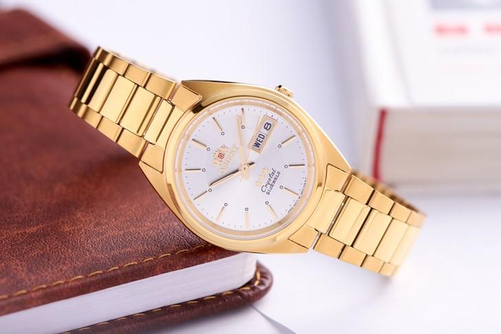 Đồng hồ Orient FAB00004W9 máy cơ Nhật, trữ cót 40 đến giờ - Ảnh 1