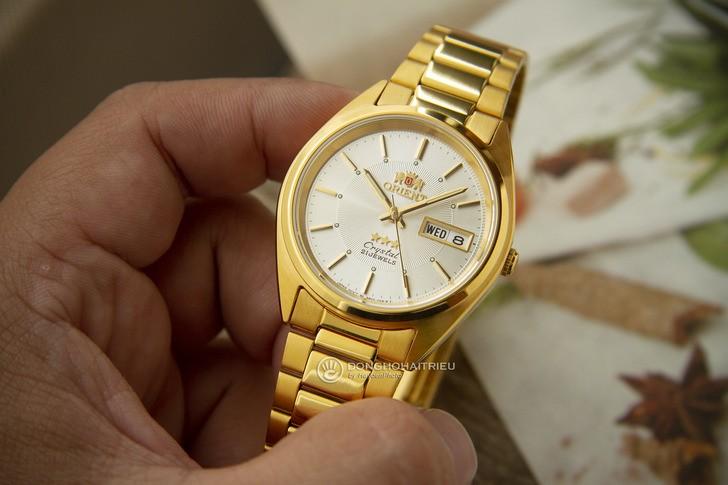 Đồng hồ Orient FAB00004W9 máy cơ Nhật, trữ cót 40 đến giờ - Ảnh 2