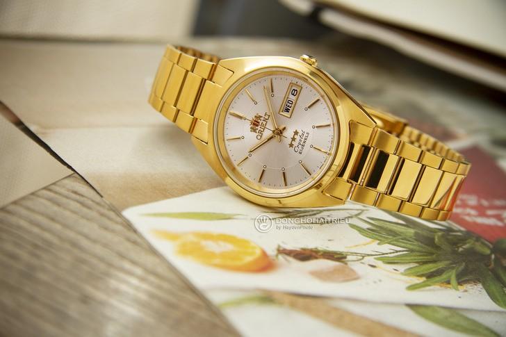 Đồng hồ Orient FAB00004W9 máy cơ Nhật, trữ cót 40 đến giờ - Ảnh 8