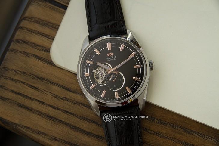 Đồng hồ nam Orient RA-AR0005Y10B máy cơ trữ cót mạnh mẽ - Ảnh 1