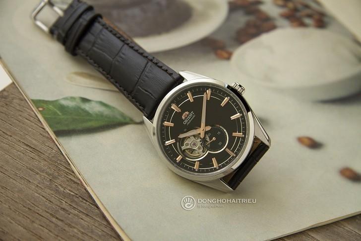 Đồng hồ nam Orient RA-AR0005Y10B máy cơ trữ cót mạnh mẽ - Ảnh 2