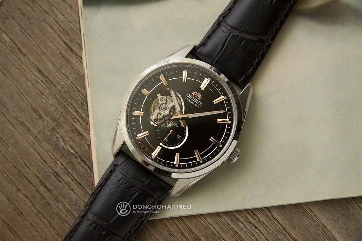 Đồng hồ nam Orient RA-AR0005Y10B máy cơ trữ cót mạnh mẽ - Ảnh 4