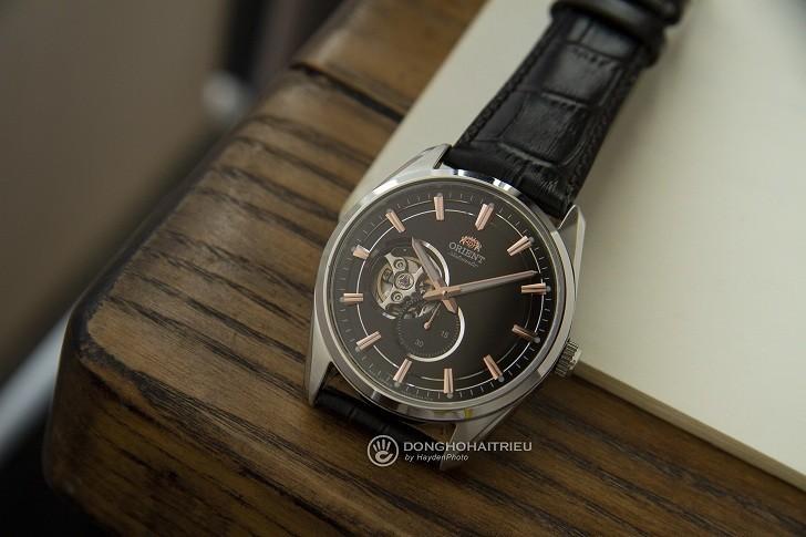 Đồng hồ nam Orient RA-AR0005Y10B máy cơ trữ cót mạnh mẽ - Ảnh 6
