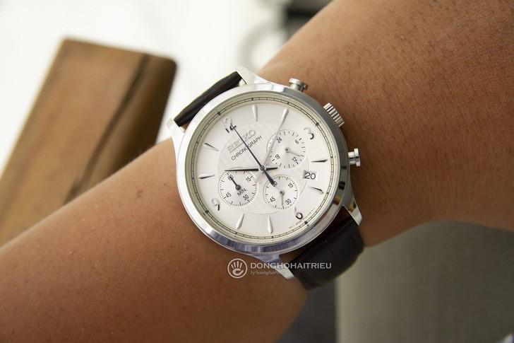 Đồng hồ Seiko SSB341P1 máy Nhật, được miễn phí thay pin - Ảnh 3