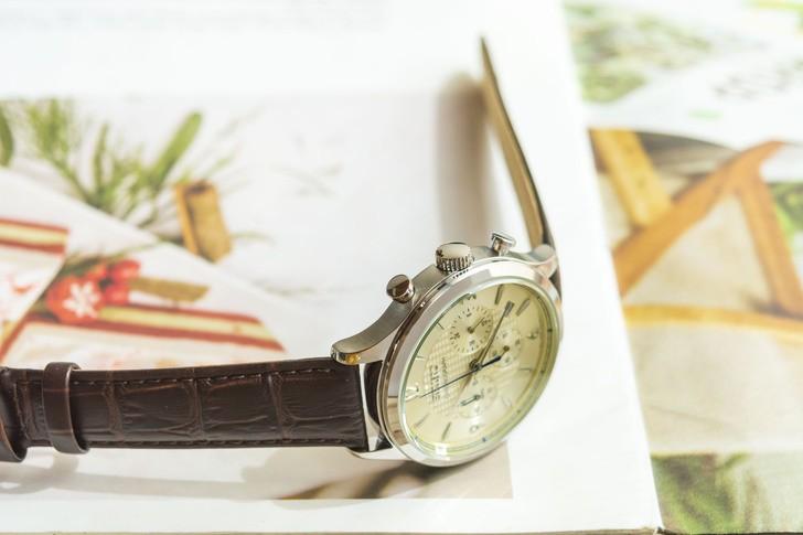 Đồng hồ Seiko SSB341P1 máy Nhật, được miễn phí thay pin - Ảnh 6
