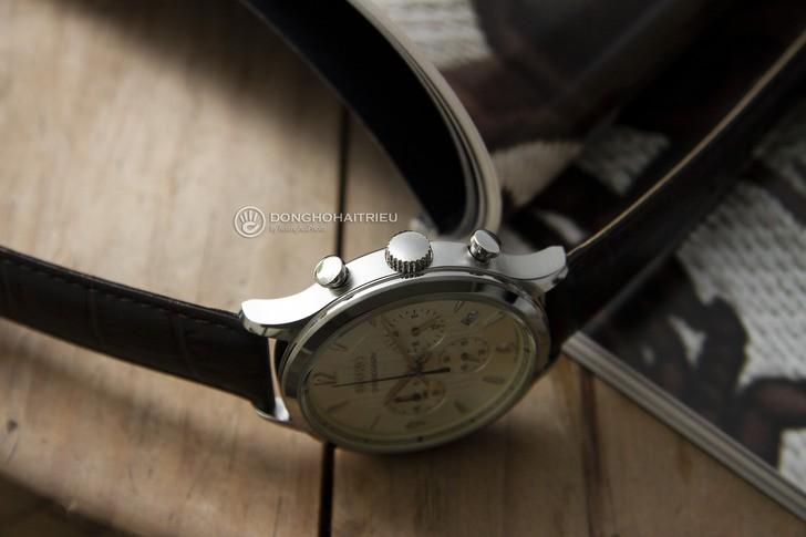 Đồng hồ Seiko SSB341P1 máy Nhật, được miễn phí thay pin - Ảnh 7