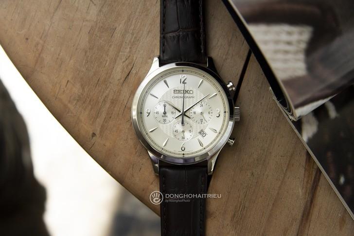 Đồng hồ Seiko SSB341P1 máy Nhật, được miễn phí thay pin - Ảnh 8